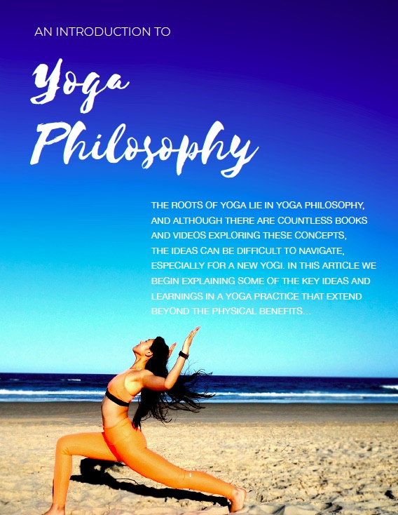 Introduction To Yoga Philosophy Feature Article In Pwc Lumaflow Yoga Nutrition