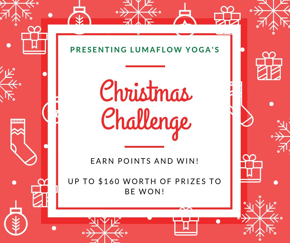 Christmas Challenge 2018