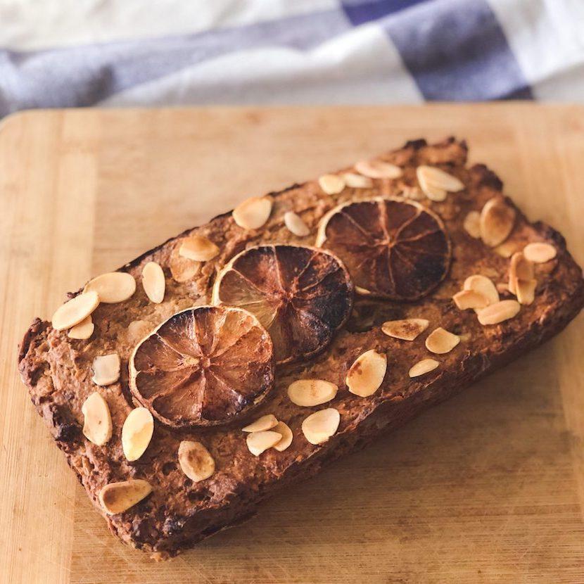 Lemon seed cake recipe by Lumaflow